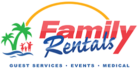 South Florida Rental Items
